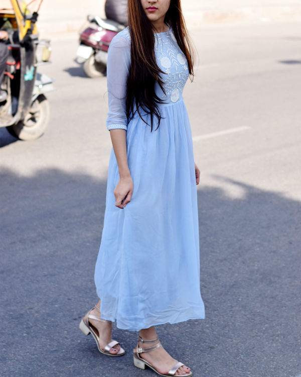 Skies maxi dress 1