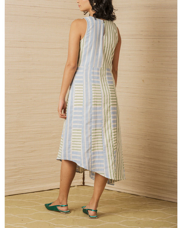 Hand-woven Pool Dress 2