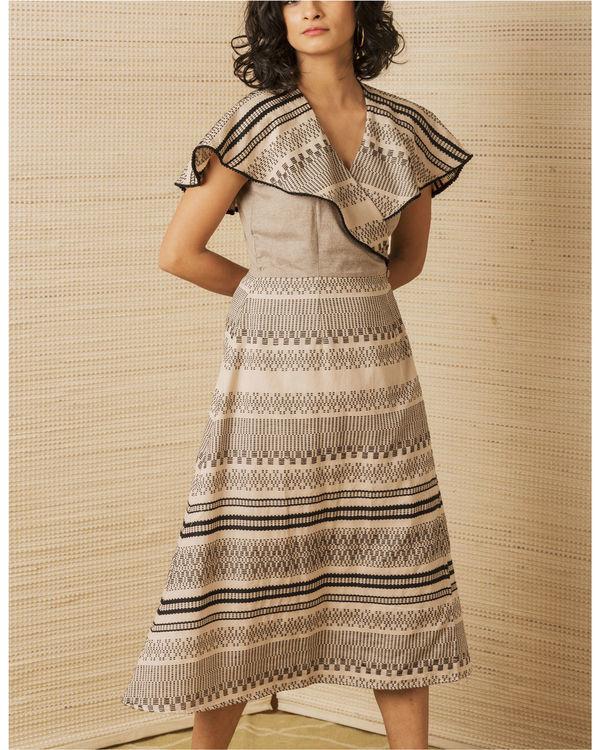 Brown Sailor Dress 2