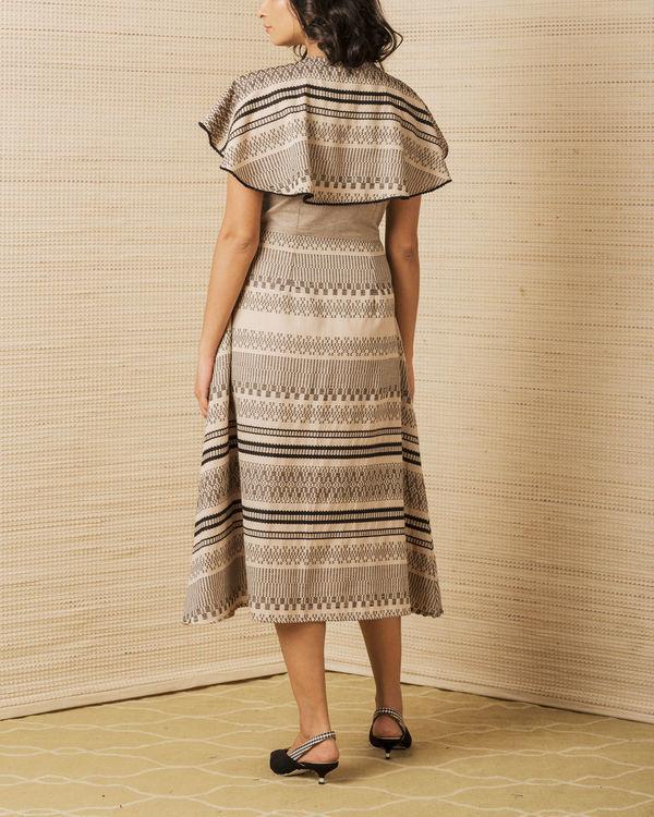 Brown Sailor Dress 1