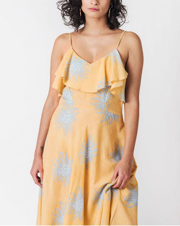 Anemone Ruffle Dress 1
