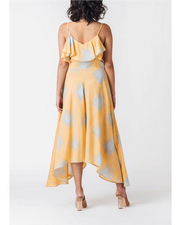 Anemone Ruffle Dress 2