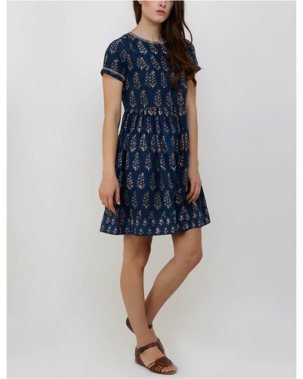 Abo Embroidered Dress 1